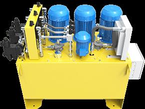 Ремонт гидростанций
